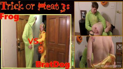 DisciplinaryArts – Trick Or Heat 3: Frog Vs. Bratdog