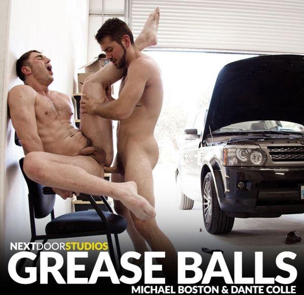 NDB - Dante Colle & Michael Boston - Grease Balls