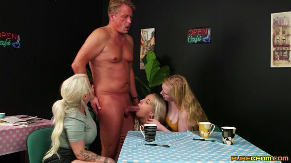 PureCFNM - The Dad Bod (20.03.2020) with Liz Rainbow, Princess Eve, Satine Spark (FullHD/1080p) [2020]