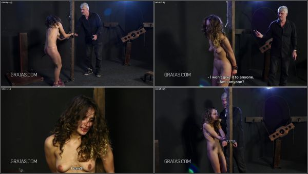 The Punishment Of A Young Model Part 3 [ElitePain] Nike (1.15 GB)
