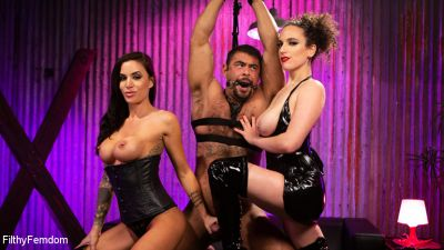 FilthyFemdom - March 20, 2020 - Gia DiMarco, Mistress Blunt, Draven Navarro