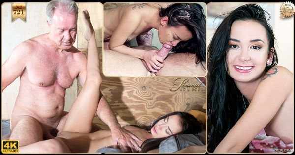 Young - №721 Fucked By Sleeping Beauty with Freya Dee (FullHD/1080p) [2020]