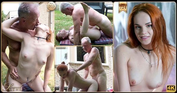 Young - №724 Playing With Your Balls with Red Linx (FullHD/1080p) [2020]