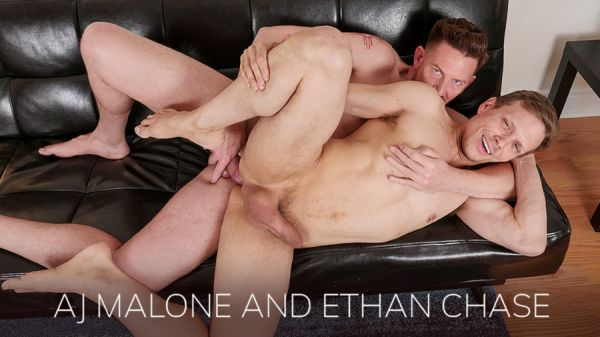 BTH - AJ Malone and Ethan Chase - He Flew Here To Fuck Me