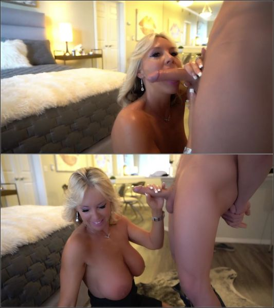 Sandra Otterson - Wife - FitRick Audition! (HD 720p) [2019]