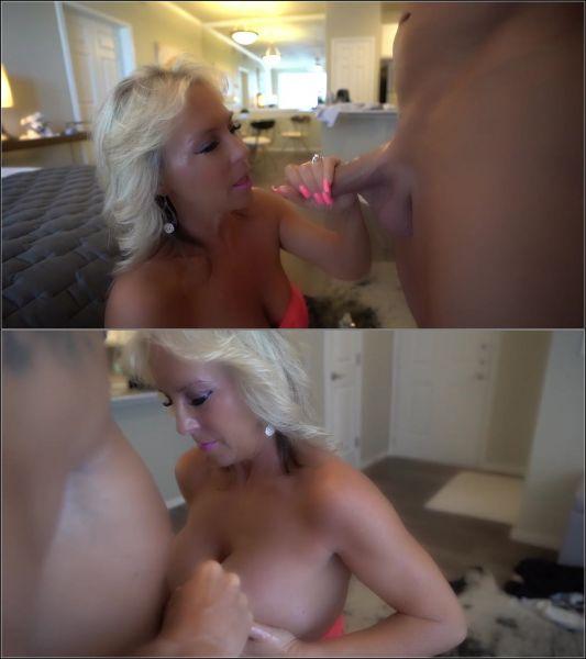 Sandra Otterson - Wife - Dr Wifey Helps Big Cummer (HD 720p) [2019]