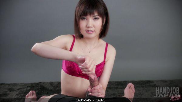 Cute Karen Kosaka's Handjob