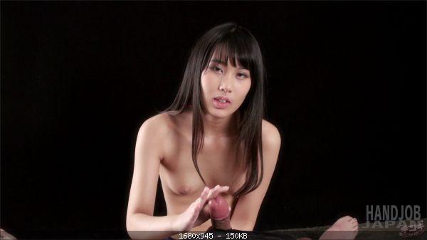 Kotomi Shinosaki's sweet handjob