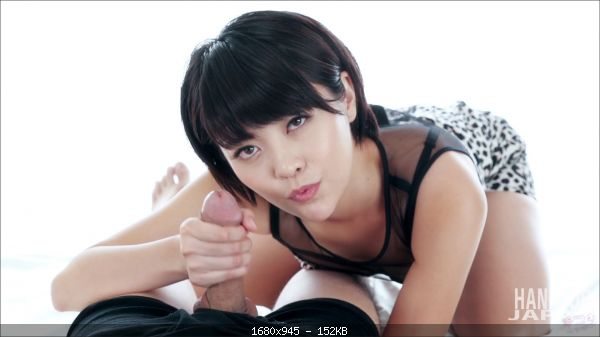 Mai Miori's sexy handjob