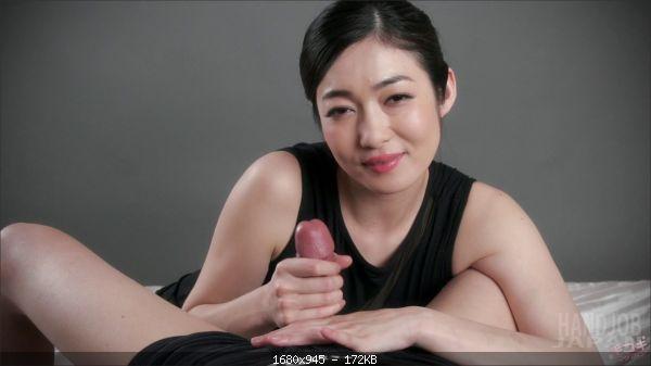 Ryu Enami's sexy handjob
