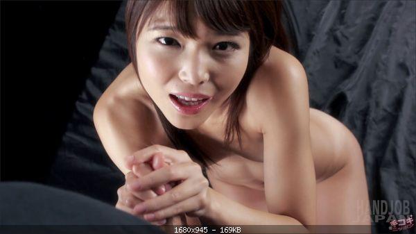 Shino Aoi's facial handjob