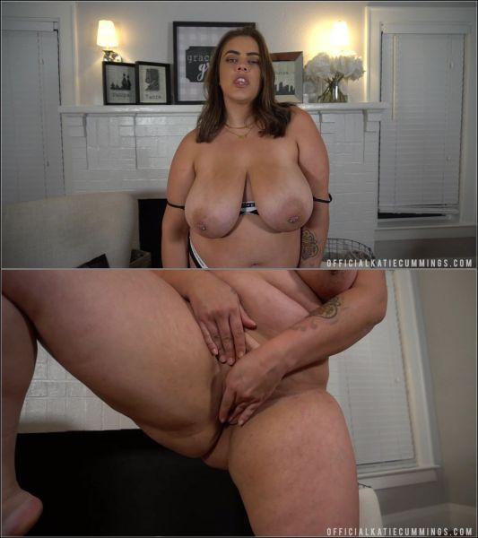 Big Tits: KATIE CUMMINGS - JERK FOR ME (FullHD/1080p)