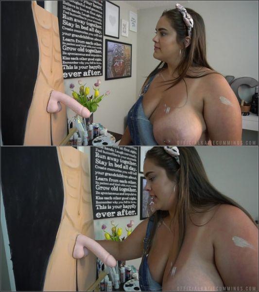 Big Tits: KATIE CUMMINGS - KATIE & THE MAGIC PAINTBRUSH (FullHD/1080p)