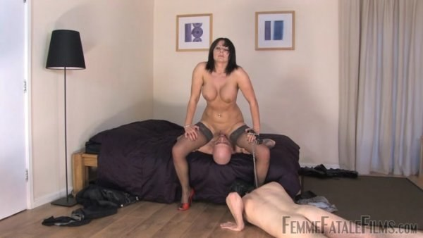 Mistress Carly - Carly's Cuckold Complete Film