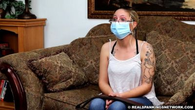 RealSpankings – Virus Precautions