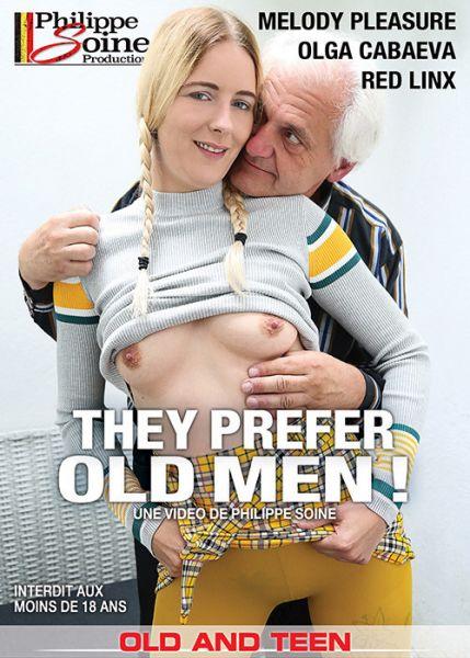 They Prefer Old Men ! - Ellis Preferent Les Vieux ! (Year 2019 / HD Rip 720p)