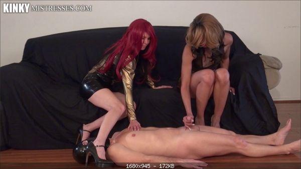 Mistress Susi's - Feel Our Black Heels