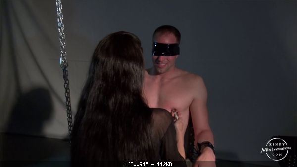 Mistress Susi's - The Interrogation of the Sectret Agent