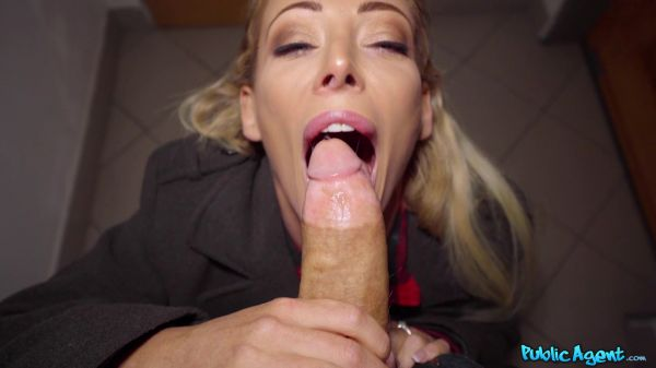 PublicAgent - Blonde Ozzie fucks to save the bush (31.03.2020) with Isabella Deltore (FullHD/1080p) [2020]