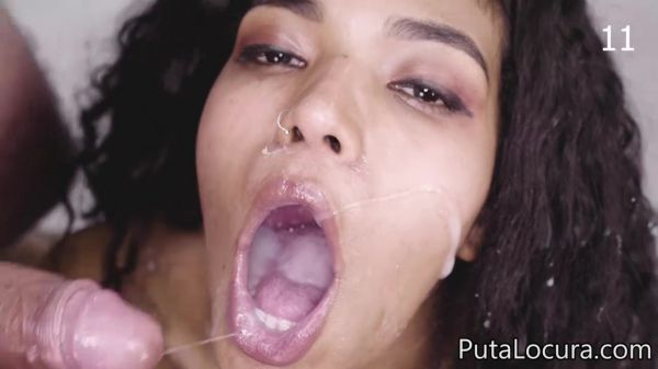 Tina Fire - Bukkake (30.03.2020) [HD 720p] (Putalocura)
