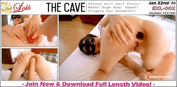 Lois - The Cave - EXL-002 (22.01.2020) (FullHD/2020) by ExtremeLatina