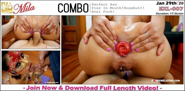 Mila - Combo - EXL-007 (29.01.2020) [FullHD 1080p] (ExtremeLatina)