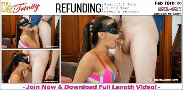Trinity - Refunding - EXL-021 (18.02.2020) [FullHD 1080p] (ExtremeLatina)