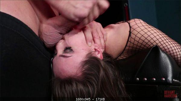 Casey Calvert - Sexy submissive slut Casey Calvert gets dominated by Evan Stone