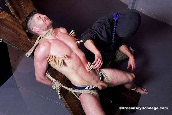 DreamBoyBondage - Connor Halsted - Porn Boy Owned - Chapter 1