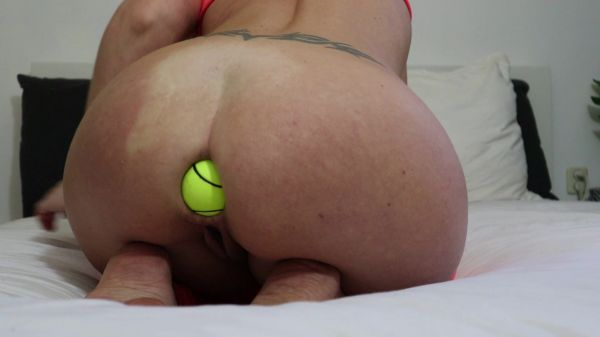 Helena Lana, Lovesanalxxx - stretch her ass with huge toys [FullHD 1080p] (Dildo)