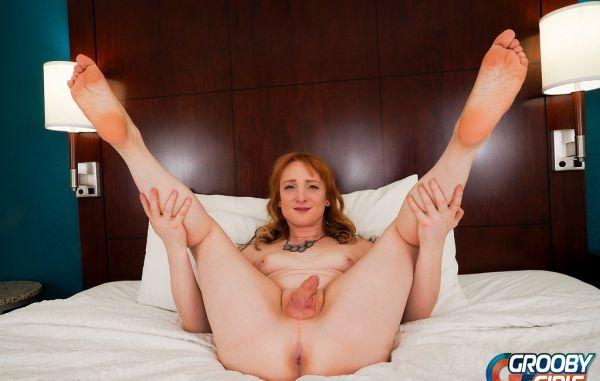 Redhead Beauty Miss Tori