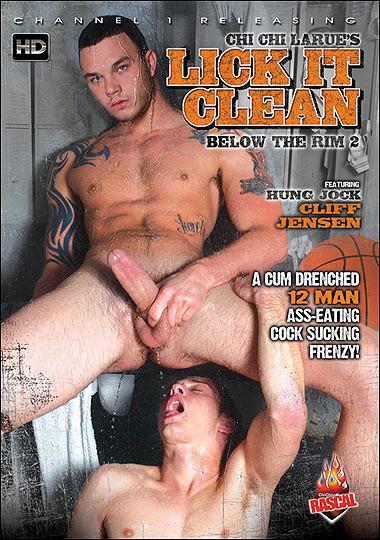 Rascal Video - Lick it Clean- Below the Rim 2