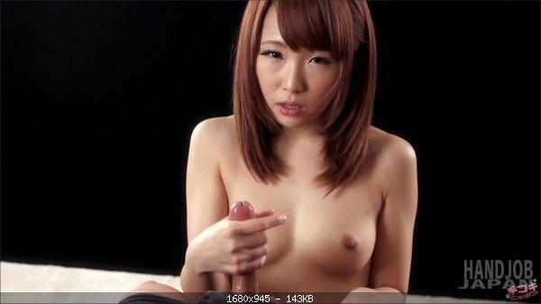 Ai Mizushima - Ai Mizushima's teasing handjob