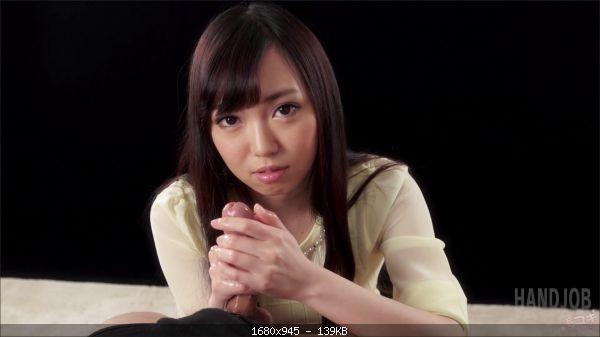 Chiemi Yada - 18 years old Chiemi Yada's handjob