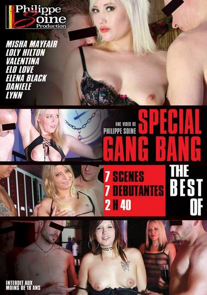 The Best of Special Gang Bang (2019 / HD Rip 720p)