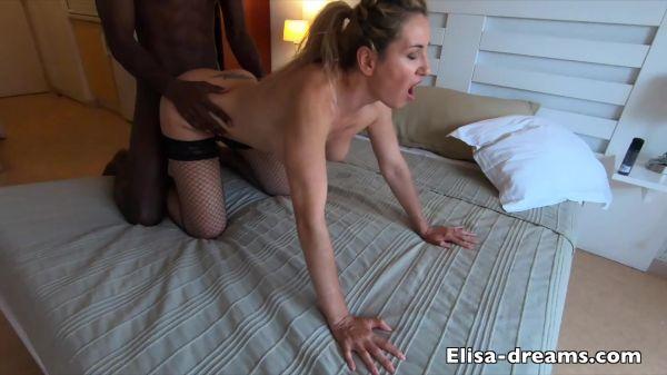 Elisa-Dreams: Elisa Dreams - Sex Challenge 2019 - BBC Fucks my Ass in a hotel's room (06.04.2020) (FullHD/1080p)