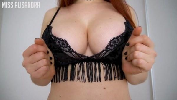 Miss Alisandra - Premature Ejaculator Orgasm Game