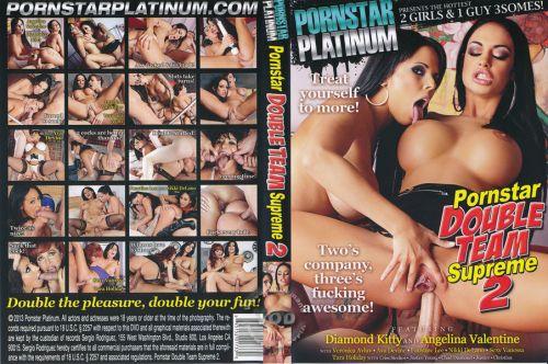 Pornstar Double Team Supreme 2 (2013)