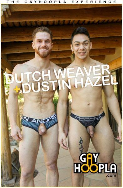 GH - Young Jocks Dutch Weaver & Dustin Hazel In The GH Experience