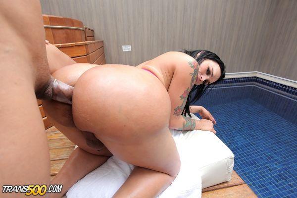 Trans: Suzy Nunez - Suzy Nunez's Big Badonk (HD/720p)