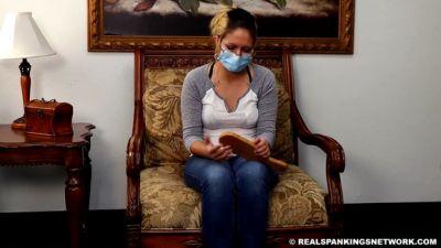 Paddled For Leaving During Home Quarantine