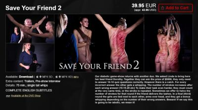 ElitePain – Save Your Friend 2