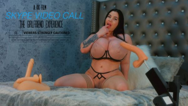 Goddess - Video Call: GFE (10.03.2020) [FullHD 1080p] (Big Tits)