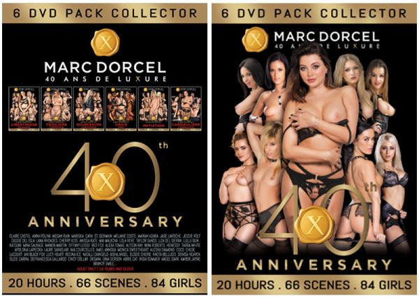 Marc Dorcel 40th Anniversary (2019) FRENCH