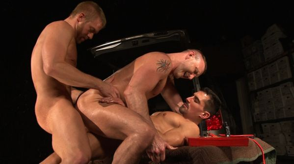 TM - In Deep - David Anthony With Christopher Daniels And Tibor Wolfe