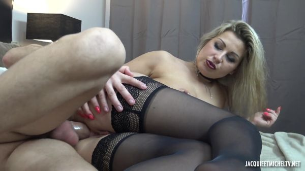 Andrea - Andrea's seduction game, 25 years old (16.04.2020) (FullHD/2020) by JacquieetMichelTV