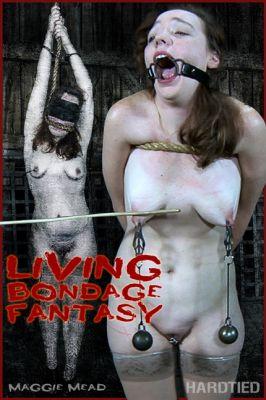 Hardtied – Apr 15, 2020: Living Bondage Fantasy | Maggie Mead