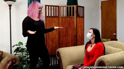 RealSpankings – Lilith's Late Rent Punishment (part 1 Of 2)