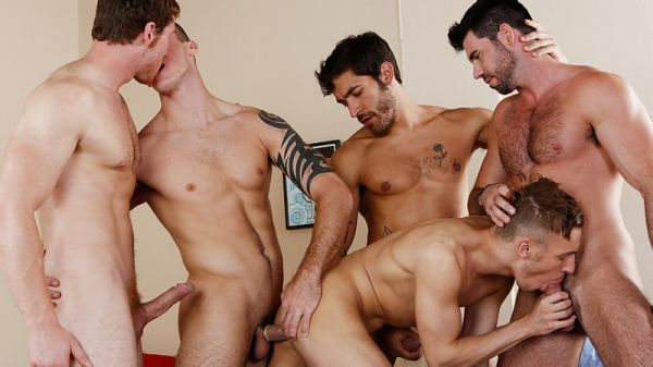 MN - Billy Santoro, Colden Armstrong, Connor Kline, Connor Maguire & Dale Cooper - The New Guy Part 3