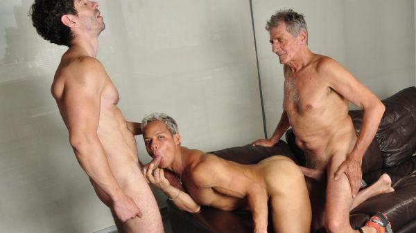 Older4me - Chaco, Gerardo Mass & Victorino - New Daddy on the Block